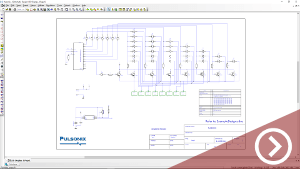 Pulsonix | PCB Design on logic synthesis, electronic design automation, digital electronics, schematic editor,